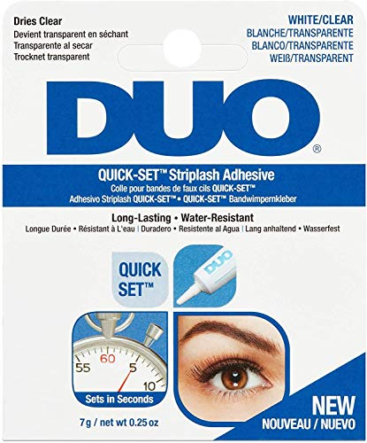 Duo Eyelash Adhesive Clear 7g by Duo