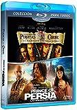Prince of Persia: las arenas del tiempo + Piratas del caribe: La [Blu-ray]