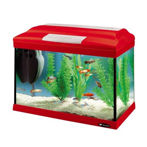 Ferplast 65040070 Aquarium Cayman 40 Colours, 41,5 x 21,5 x 34 cm, 21 L