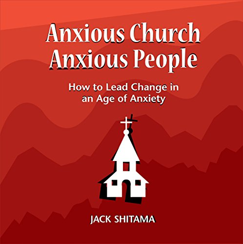 Anxious Church, Anxious People audiobook cover art