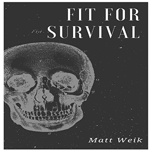 Fit for Survival audiobook cover art