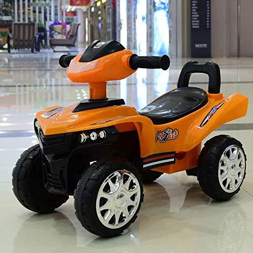Elektrisches Spielzeug-Auto Vierrädrige elektrische Kinderwagen-Kind-Spielzeug-Auto elektrisches Vier-Wheeler Kinder Elektro-Auto-Can Sit Menschen Fahrt auf Fahrzeugen Jungen-Mädchen-Schwingen-RC-Kind