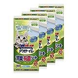 1週間消臭・抗菌デオトイレ取替専用消臭シート10枚×4袋