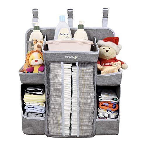 Minnebaby Hanging Diaper Organiser