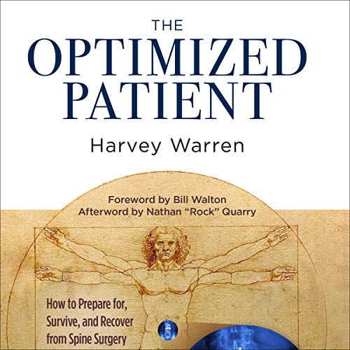 The Optimized Patient audiobook cover art