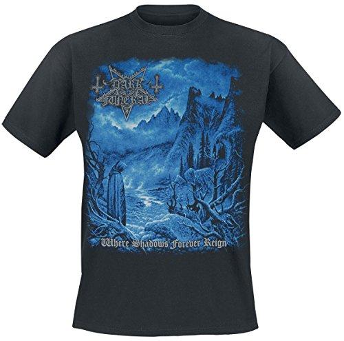 Dark Funeral Where shadows forever reign T-Shirt schwarz M