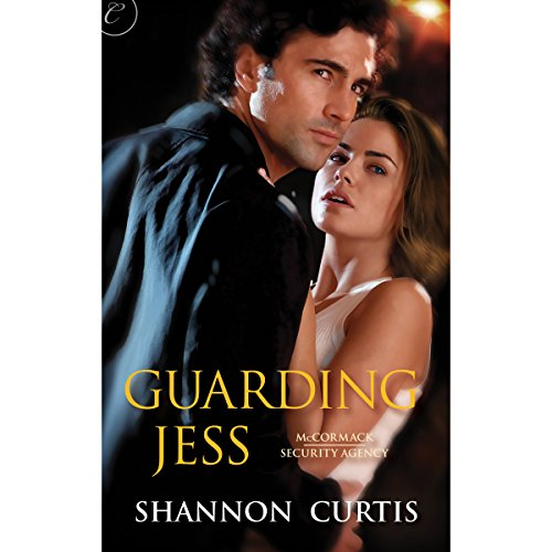 Guarding Jess audiobook cover art