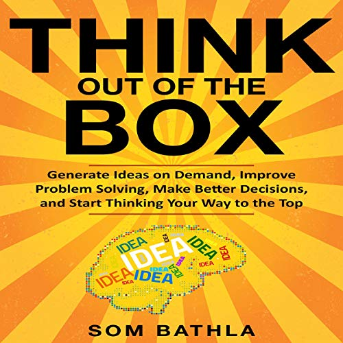 Think out of the Box cover art