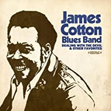 dealing with the devil james cotton