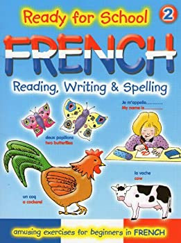Ready for School: French: Reading, Writing & Spelling 0709715285 Book Cover