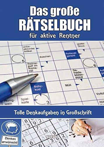 Rätselbuch für Aktive Rentner
