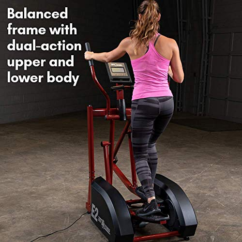 Best Fitness Body-Solid Elliptical Trainer BFE2