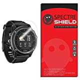[6-Pack] Spectre Shield Screen Protector for Garmin Fenix 3 HR Case Friendly Garmin Fenix 3 HR Screen Protector Accessory TPU Clear Film