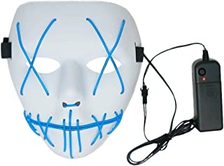 Best glowing led mask Reviews