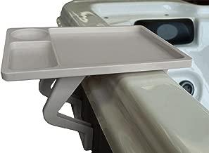 QCA Spas 6950G Aqua Table in Gray Spa Side Tray