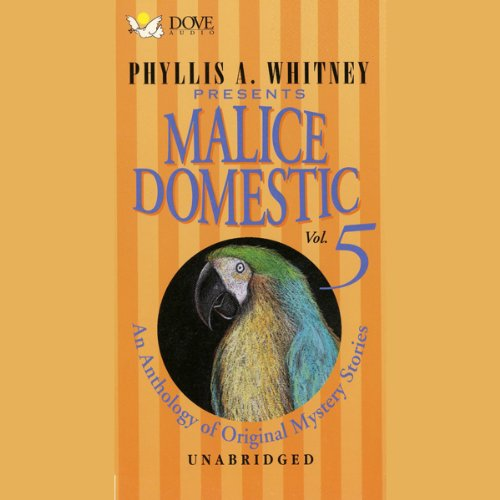Malice Domestic 5 audiobook cover art