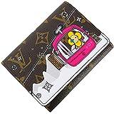 ルイヴィトン 三つ折り財布 ポルトフォイユ ヴィクトリーヌ モノグラム ヴィヴィエンヌ ホリデイコレクション 本革 レディース M68492 並行輸入品