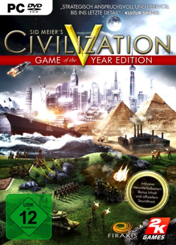 Sid Meier's Civilization V - Game of the Year Edition