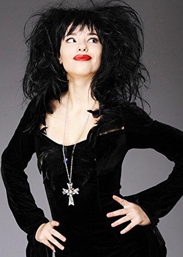 Halloween gothique Vampire Hunter Cross Necklace