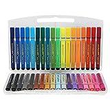 VEDY 18/12/24/36 Colores Niños Dibujo Acuarela Pen Set Lavable Pintura Pen Children Drawing Watercolor Pen Set 12/18/24/36 Colors Washable Painting Pens (36)