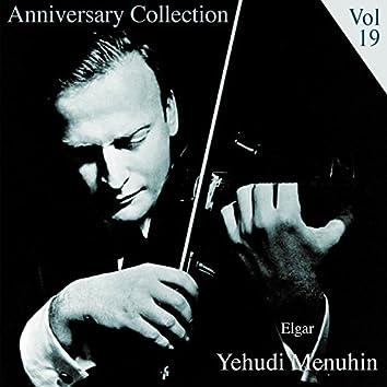 Anniversary Collection - Yehudi Menuhin, Vol. 19