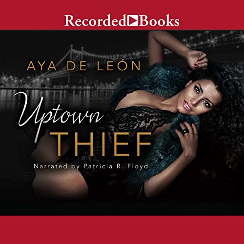 Uptown Thief audiobook cover art