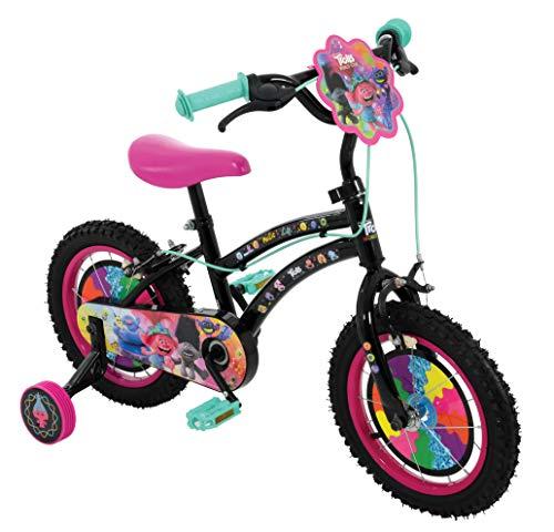 Trolls 14' Bike, Bicicletta. Ragazza, Multicolore, 14inch