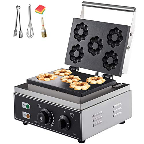 VEVOR Máquina para Hacer Donuts o Rosquillas...