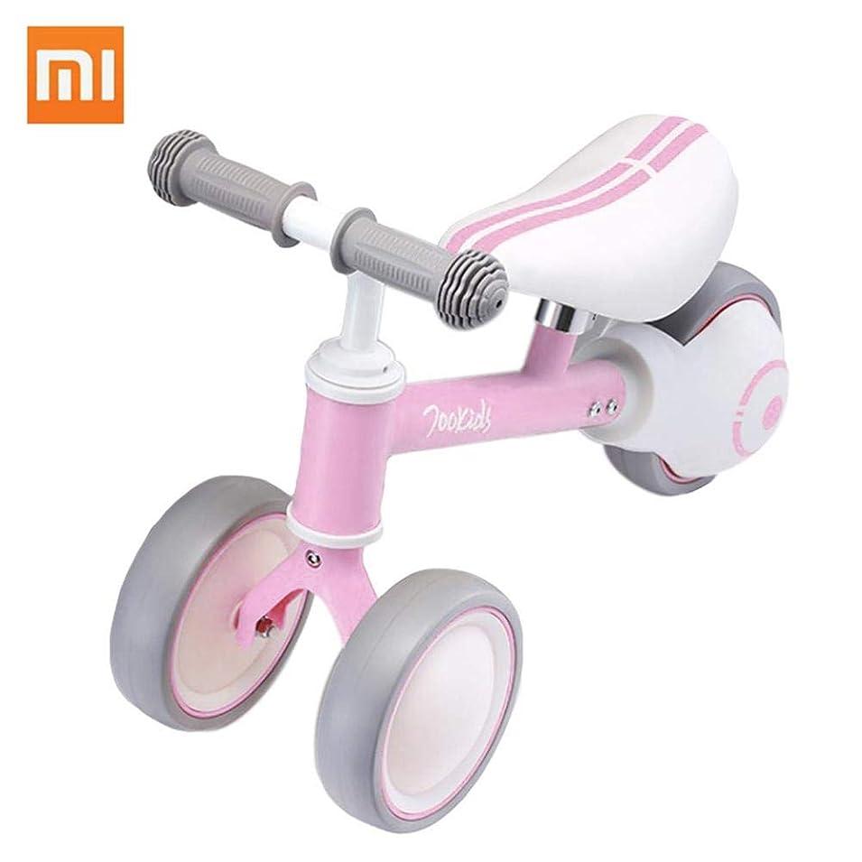 遠えタクト反対Xiaomi キッズ スクーター 子供用 幼児用 3輪 三輪車 キックボード バランス安い 乗用玩具 3輪ベビーカー 超軽量 子供のギフトに最適 1?3歳用 700Kids
