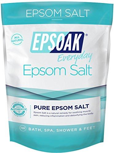 Epsoak Epsom Salt 2 lbs. USP...