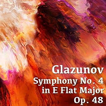 Glazunov No. 4 in E Flat Major, Op. 48