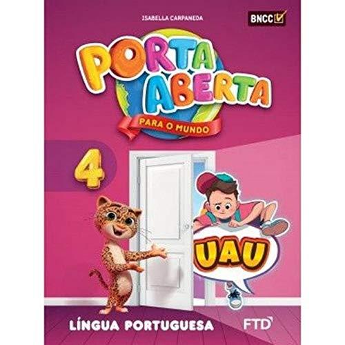 Conjunto Porta Aberta - Língua Portuguesa - 4º Ano - Aluno