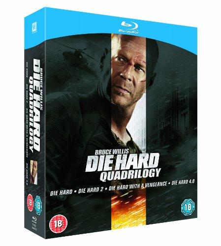 Die Hard Quadrilogy [Blu-ray] ...