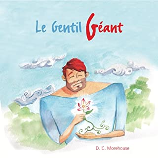 Le gentil géant audiobook cover art