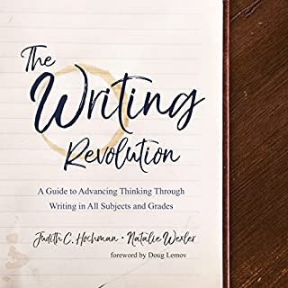 The Writing Revolution cover art