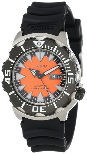 Seiko Men's SRP315 'Classic' Stainless Steel Automatic Divers Watch