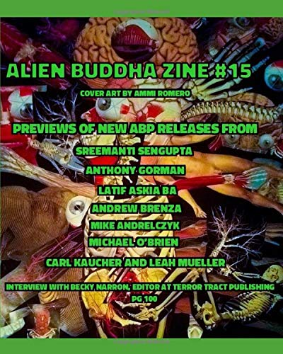 Alien Buddha Zine #15