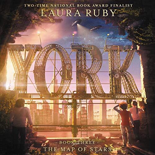 York: The Map of Stars cover art