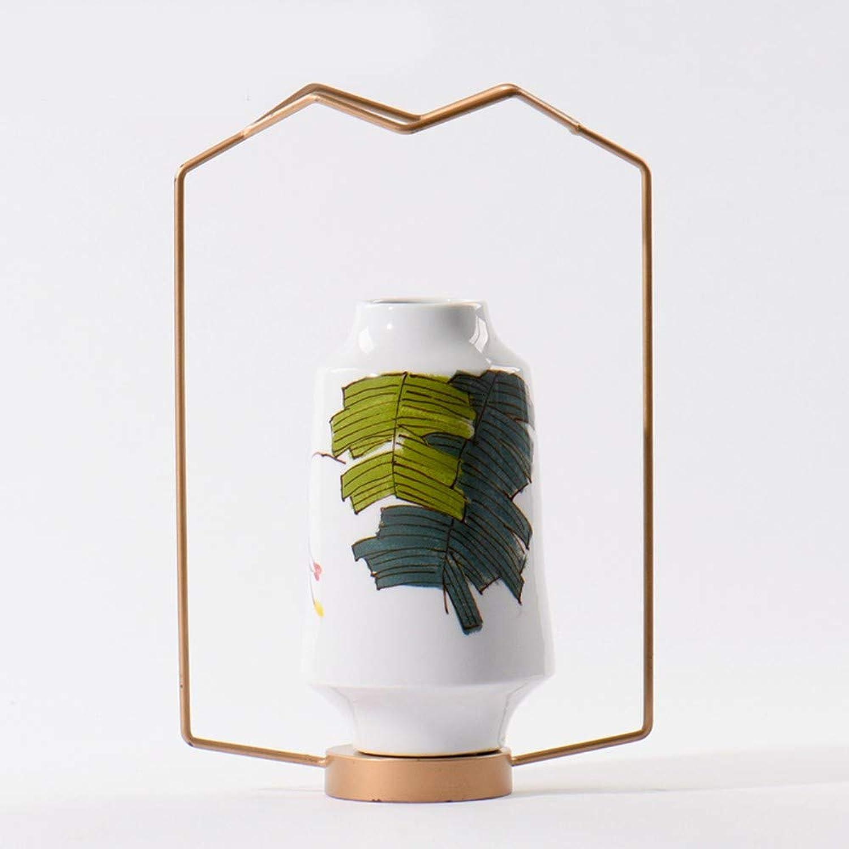 GAOLI Vasen, Ornamente, Keramik-Vasen, Portraits, Wohnräume, Einrichtungsgegenstände, Keramik, Vasen, Tee Tischdekorationen, B B07GBZX2PL  Verkaufspreis