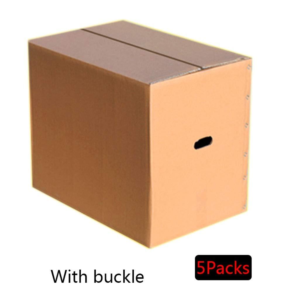 Dray 5 Paquetes de Cajas de Papel para mudanzas, Cajas de mudanzas Medianas (Paquete de 5) para empacar, mudanzas Familiares, vestuarios, artículos de Almacenamiento, reubicación de oficinas, Caja de: Amazon.es: Electrónica