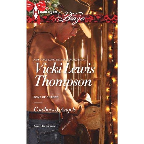 Cowboys & Angels audiobook cover art