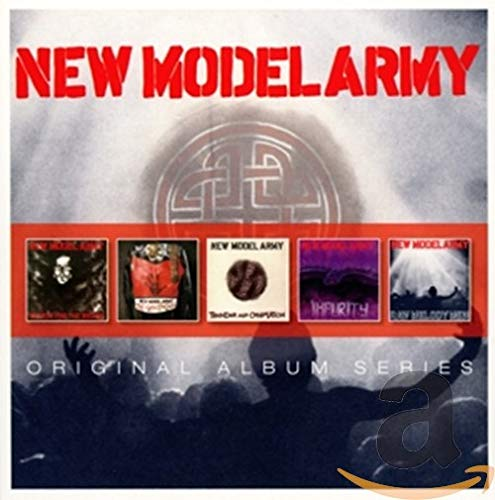 Coffret 5CD (No Rest for the Wicked & The Ghost of Cain & Thunder and Consolation & Impurity & Raw Melody Men - Live)