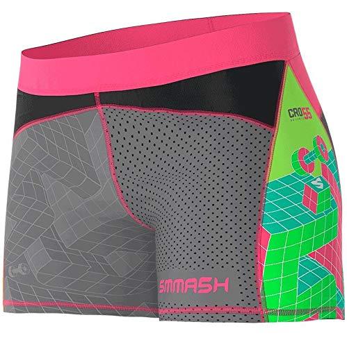 SMMASH GO Candy NEON Shorts Multicolor multicolor M