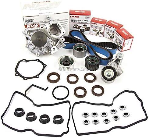 Mizumo Auto MA-9761232824 Direct store Regular dealer Timing Belt Kit Pump NPW Valve C Water