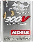 MOTUL 104244300V Competition 15W-50de 502l