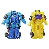 Hasbro Transformers- Transformers tra Rid Crash Combiners Decepticon Dragstrip e Wildbreak, Solid, C2342EU4