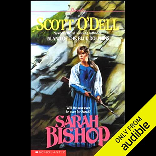 Sarah Bishop  audiobook cover art