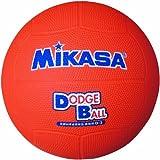 ミカサ(MIKASA) 教育用ドッジボール 1号 (幼児~小学生向け) オレンジ D1‐O