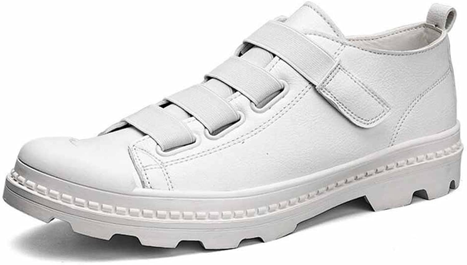 Men Buckle Light Flat shoes 2017 Autumn New British Fashion Casual shoes Trainers