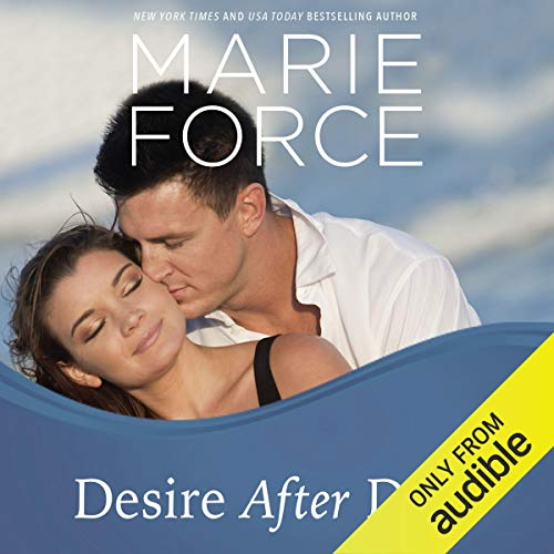 Desire After Dark audiobook cover art